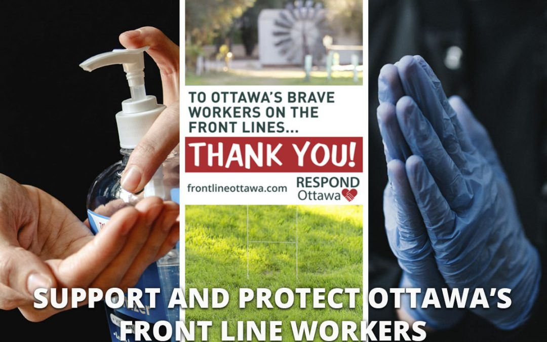 FrontLineOttawa – Show 'em you care